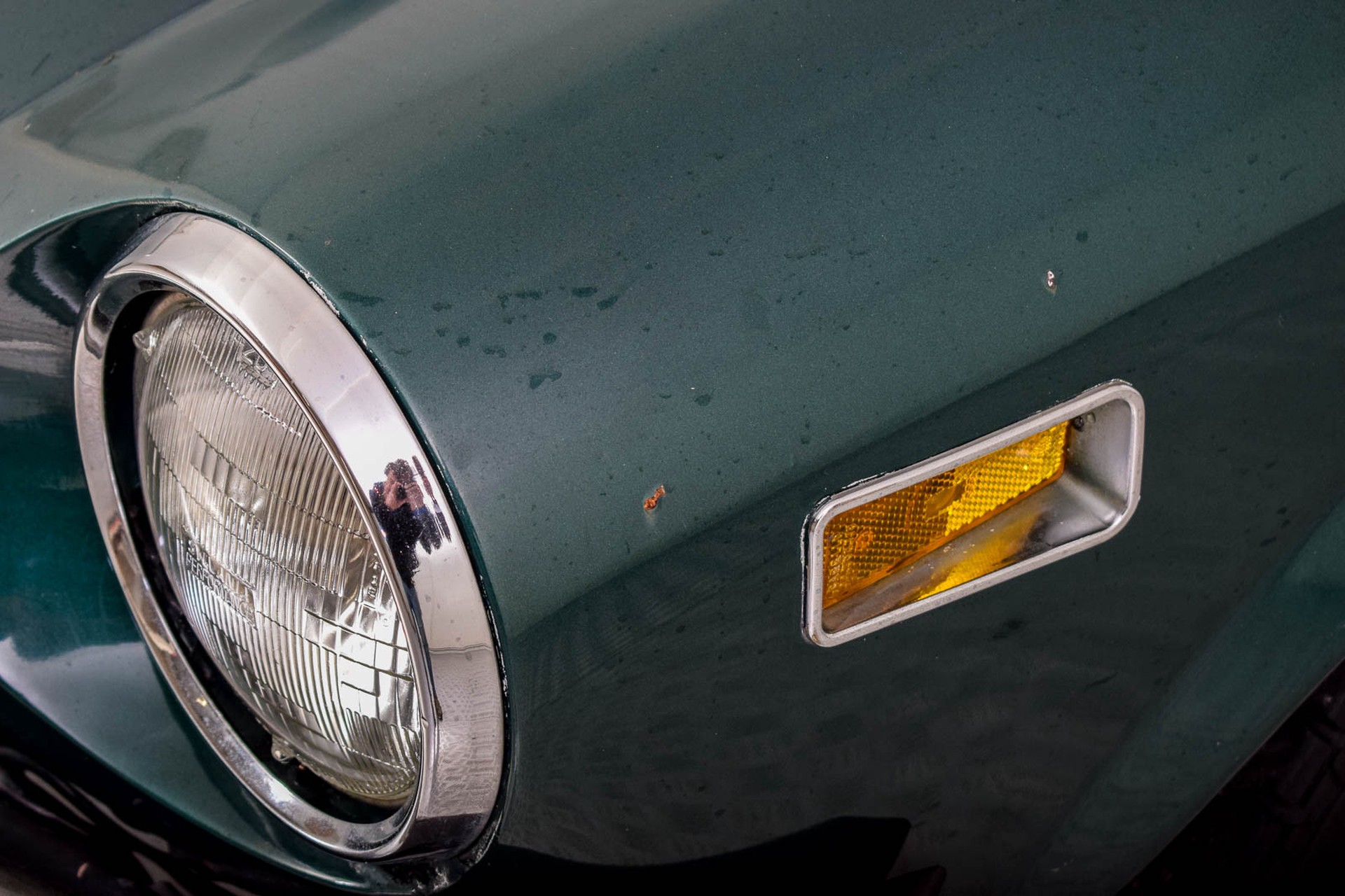 Fiat 124 Spider 1800 Foto 15