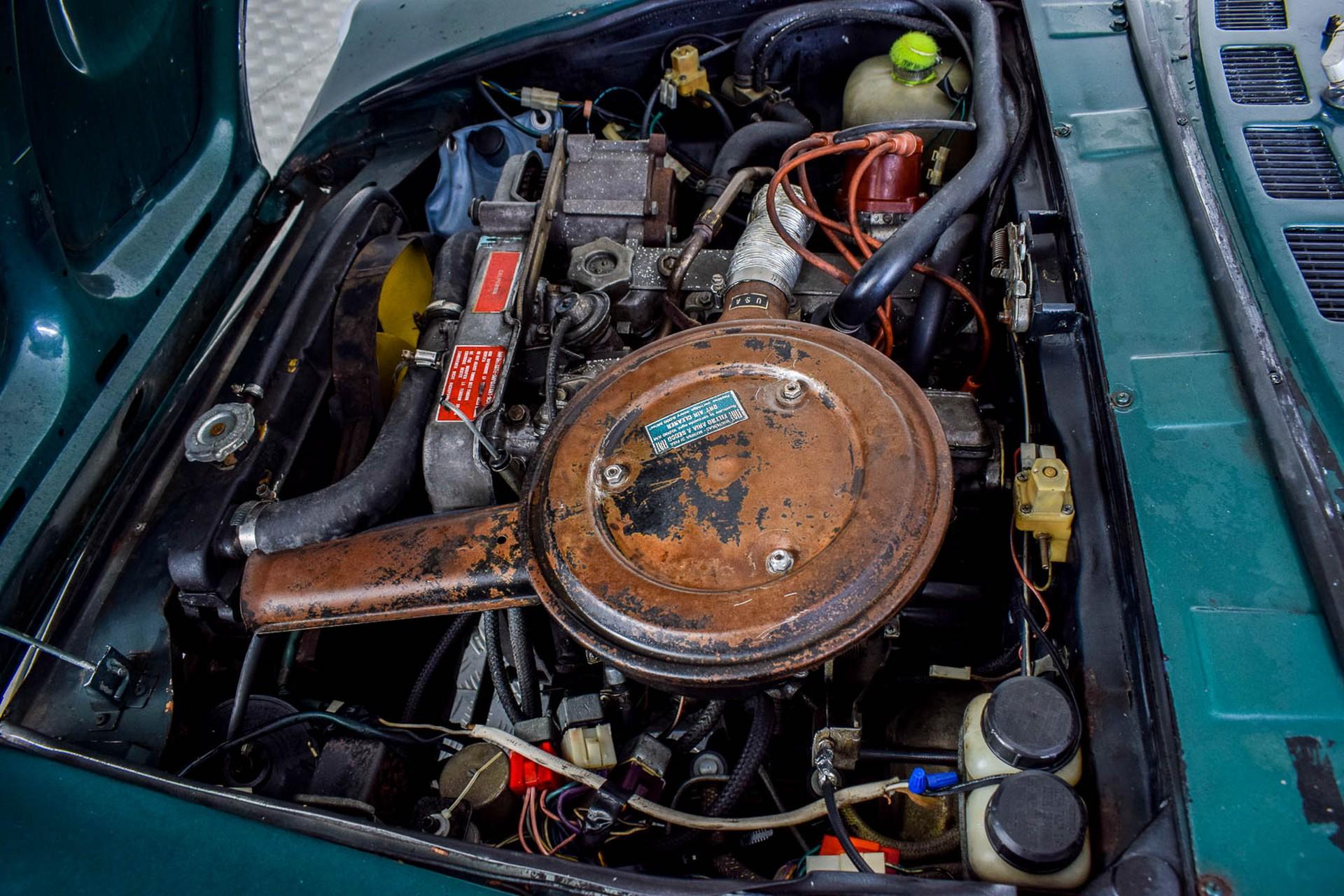 Fiat 124 Spider 1800 Foto 18