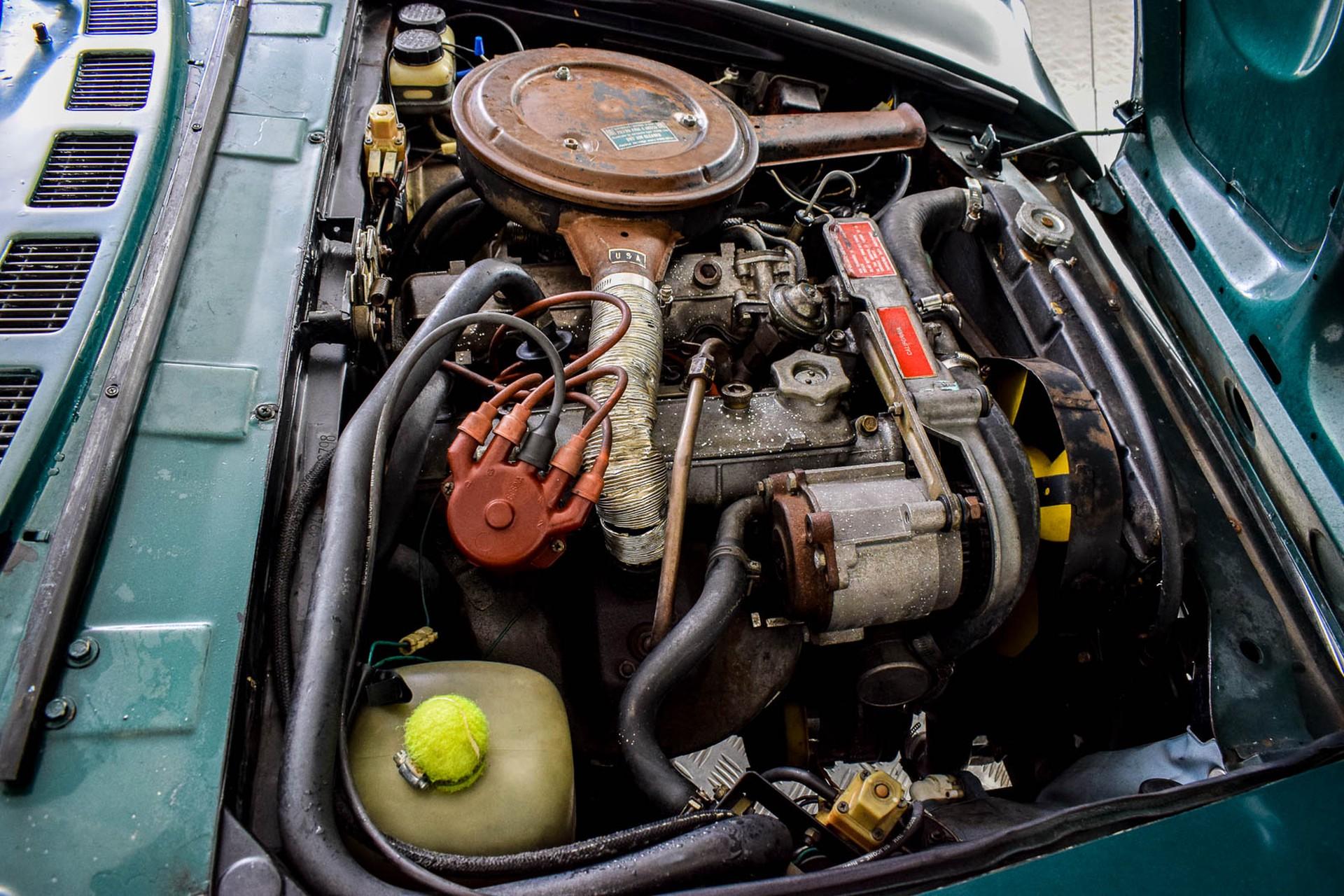 Fiat 124 Spider 1800 Foto 19