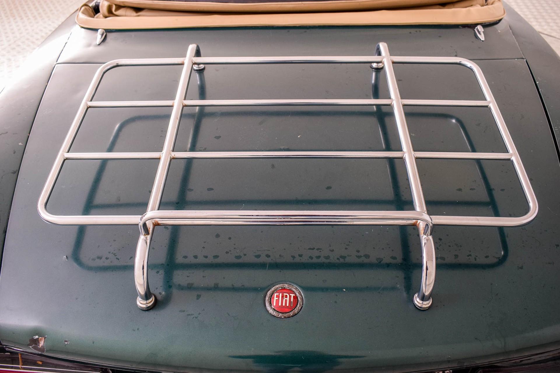 Fiat 124 Spider 1800 Foto 23