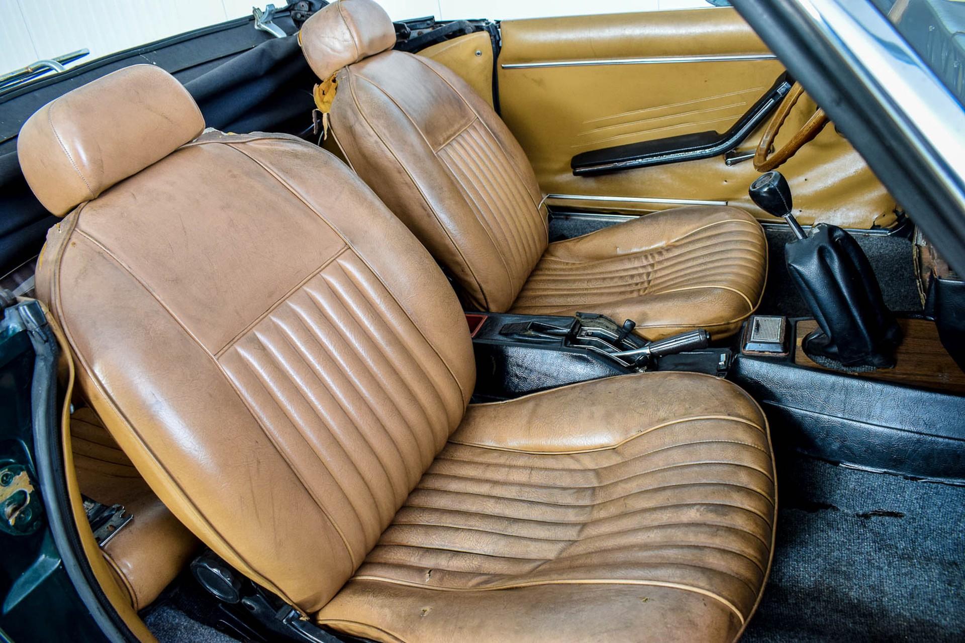 Fiat 124 Spider 1800 Foto 24