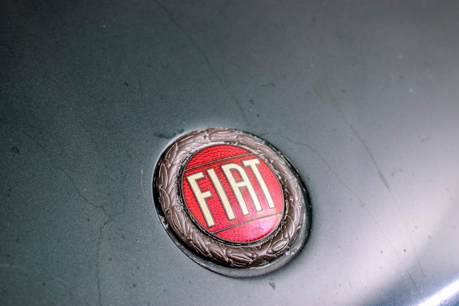 Fiat 124 Spider 1800 Foto 26