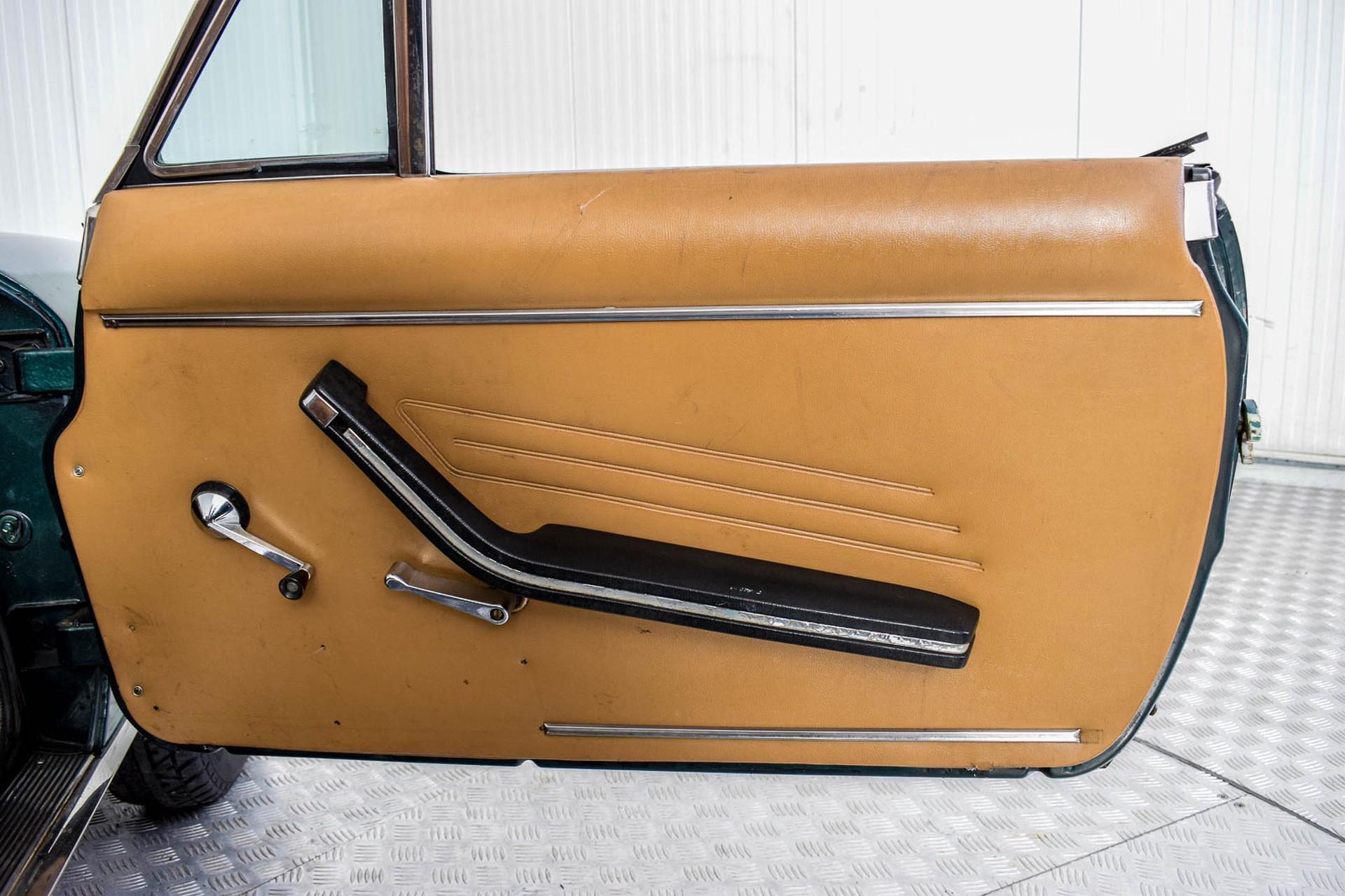 Fiat 124 Spider 1800 Foto 27