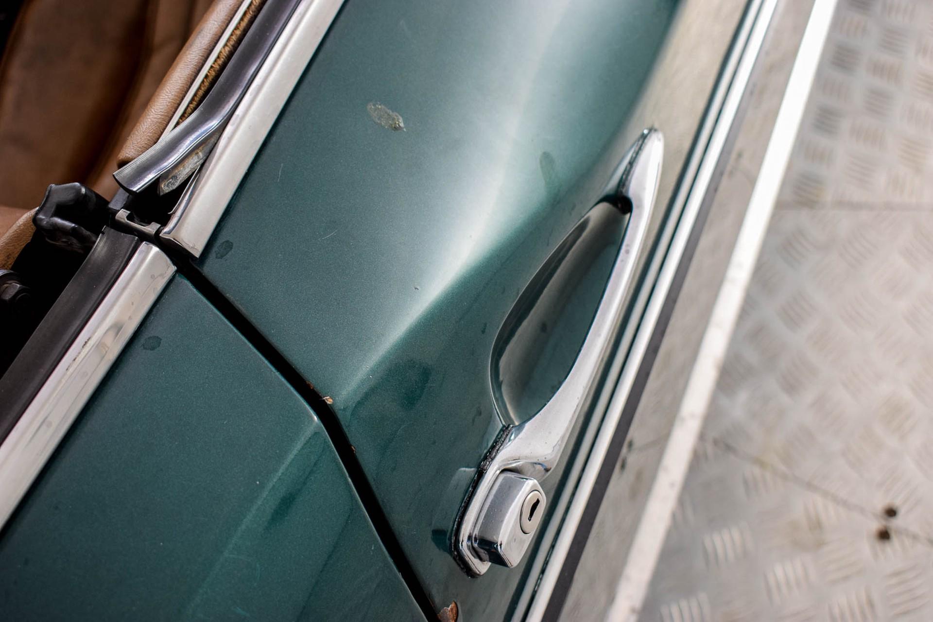 Fiat 124 Spider 1800 Foto 30