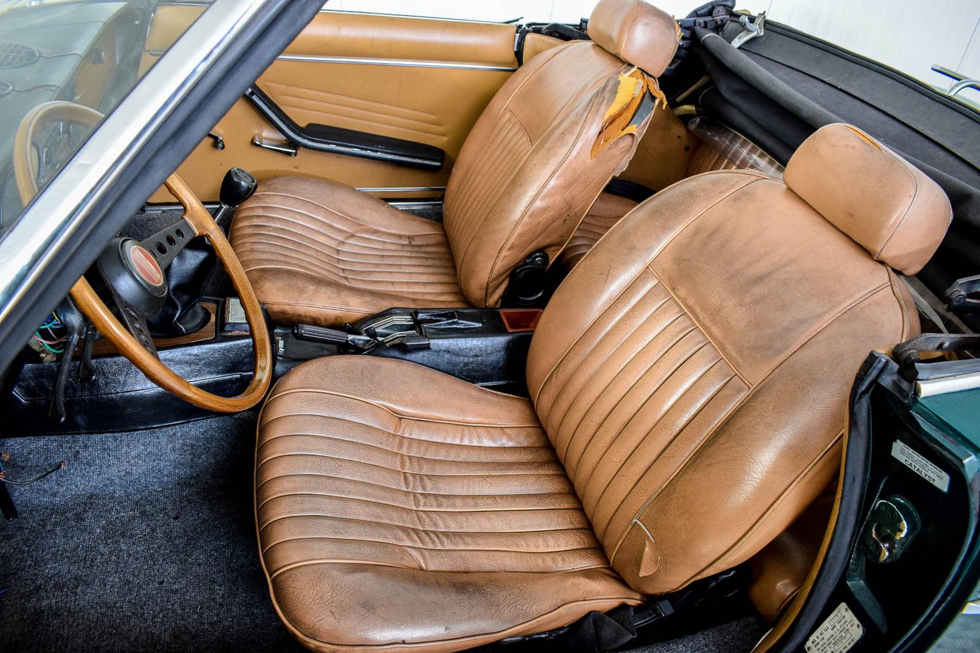 Fiat 124 Spider 1800 Foto 36