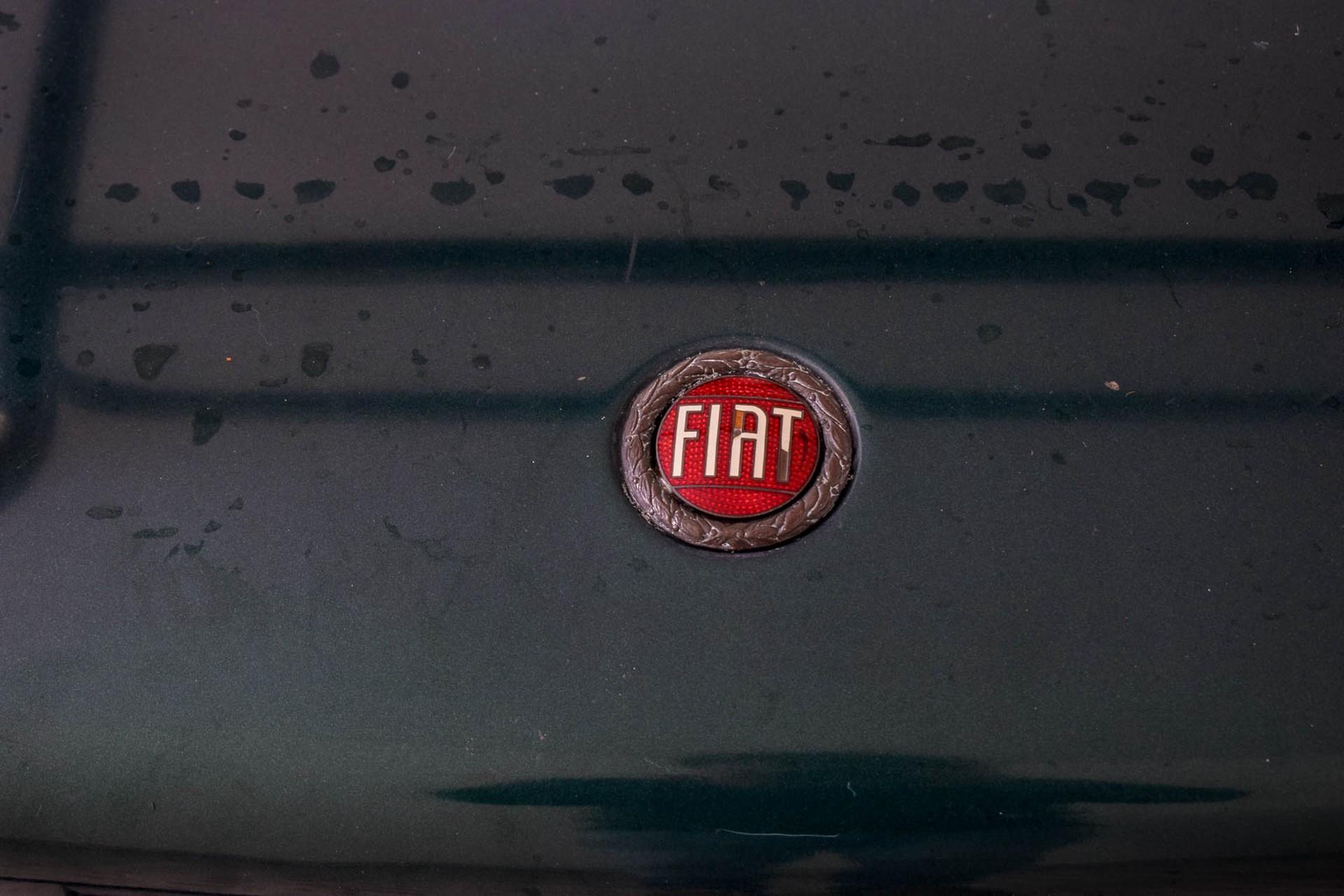 Fiat 124 Spider 1800 Foto 38