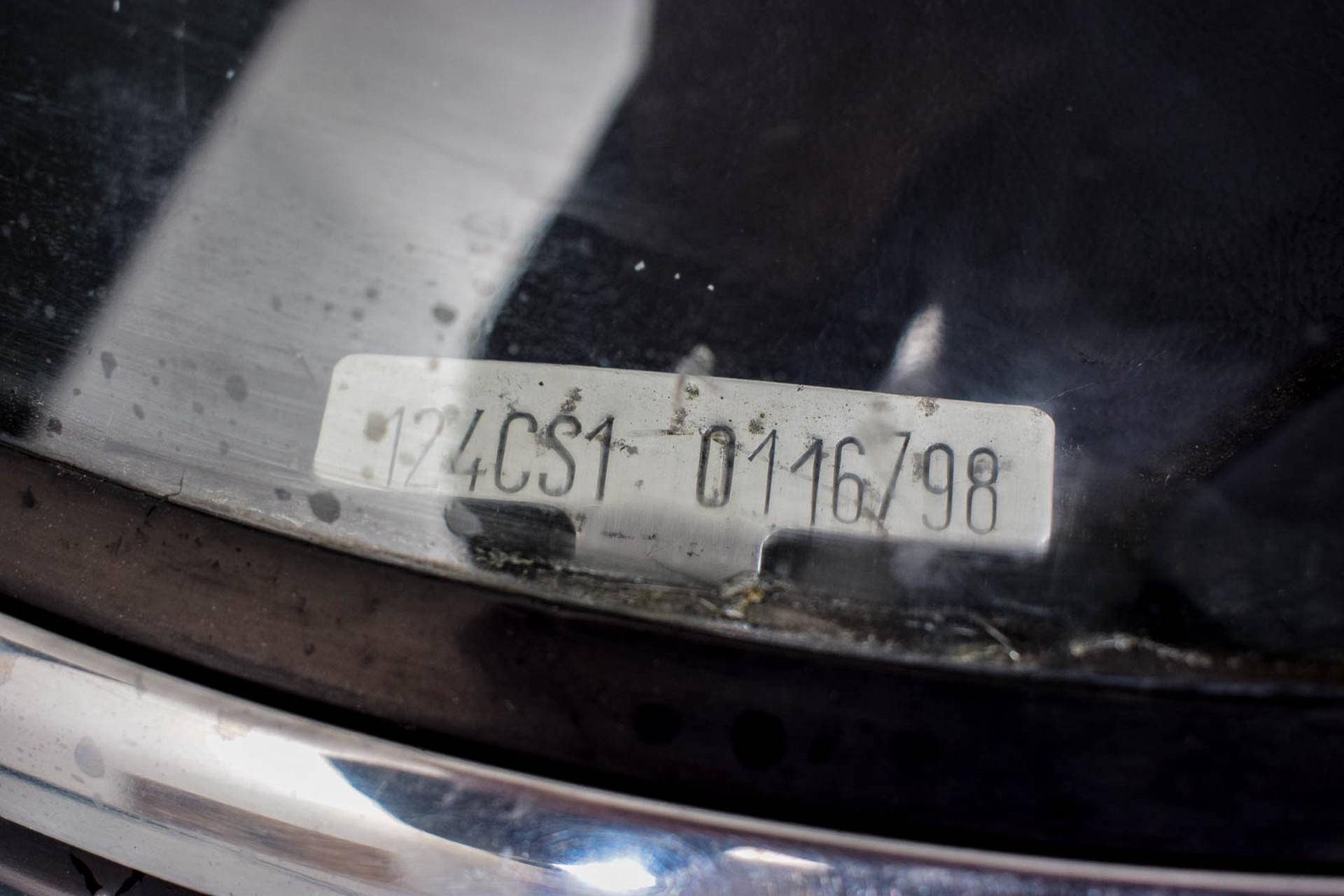 Fiat 124 Spider 1800 Foto 42