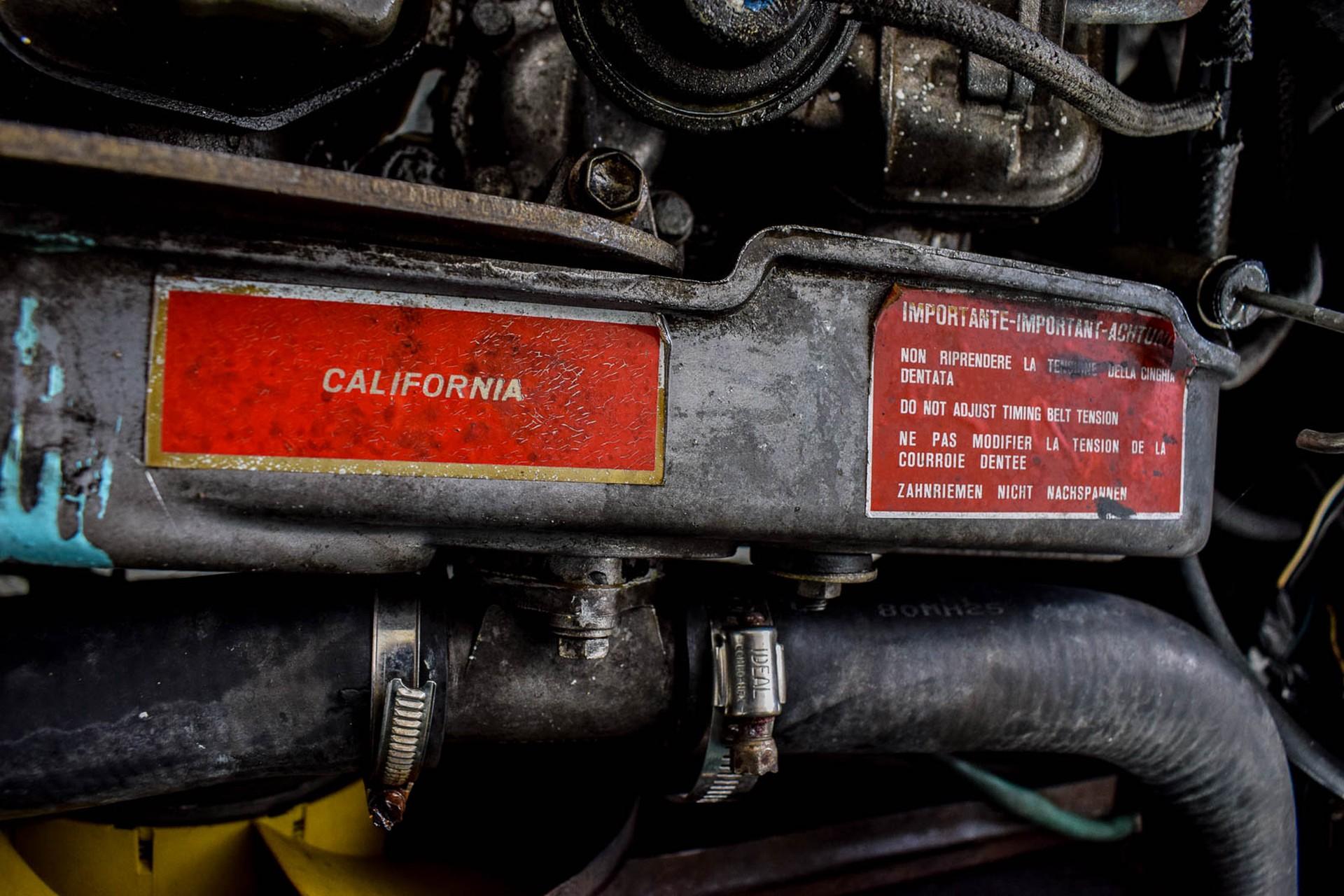 Fiat 124 Spider 1800 Foto 43