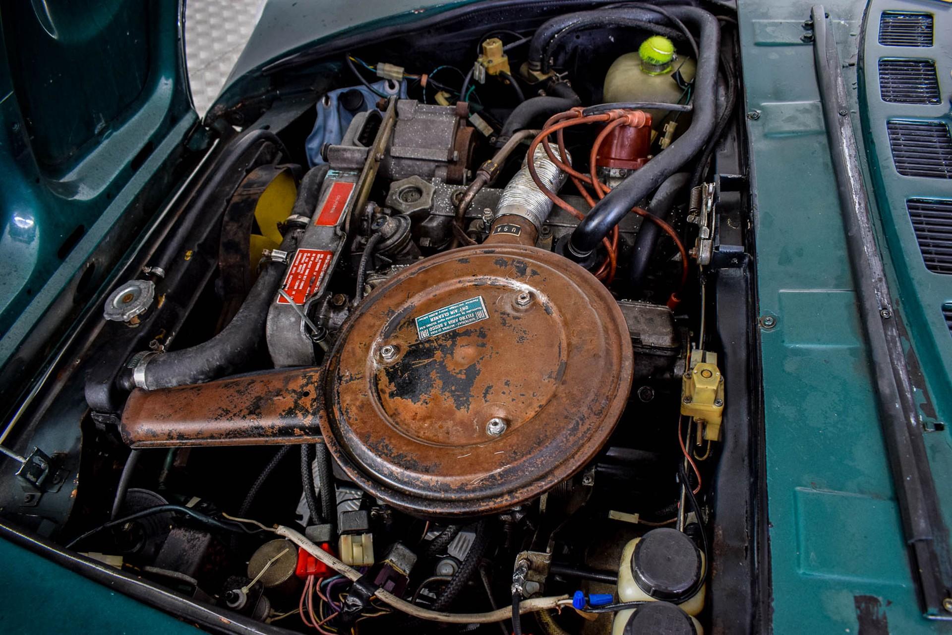 Fiat 124 Spider 1800 Foto 46