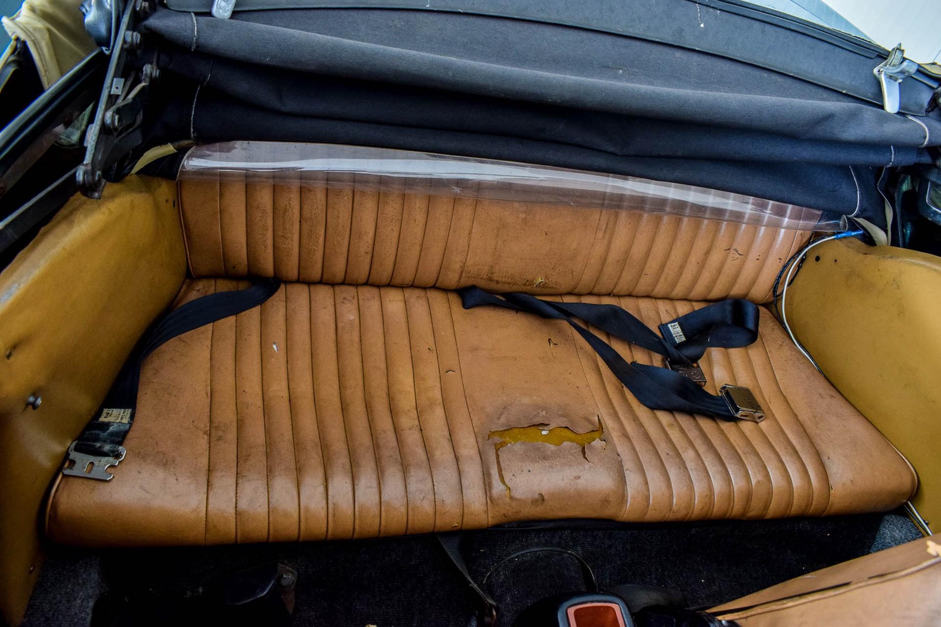 Fiat 124 Spider 1800 Foto 51