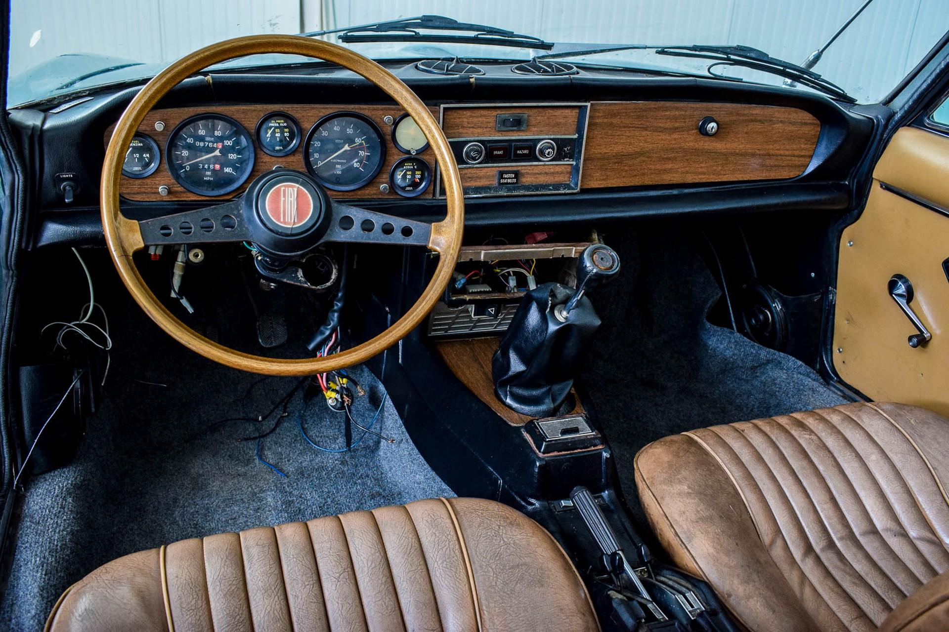 Fiat 124 Spider 1800 Foto 52