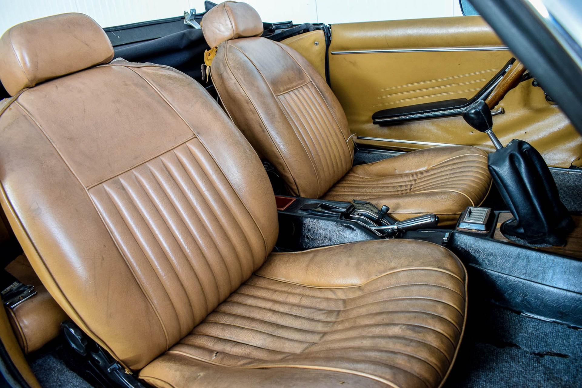 Fiat 124 Spider 1800 Foto 55
