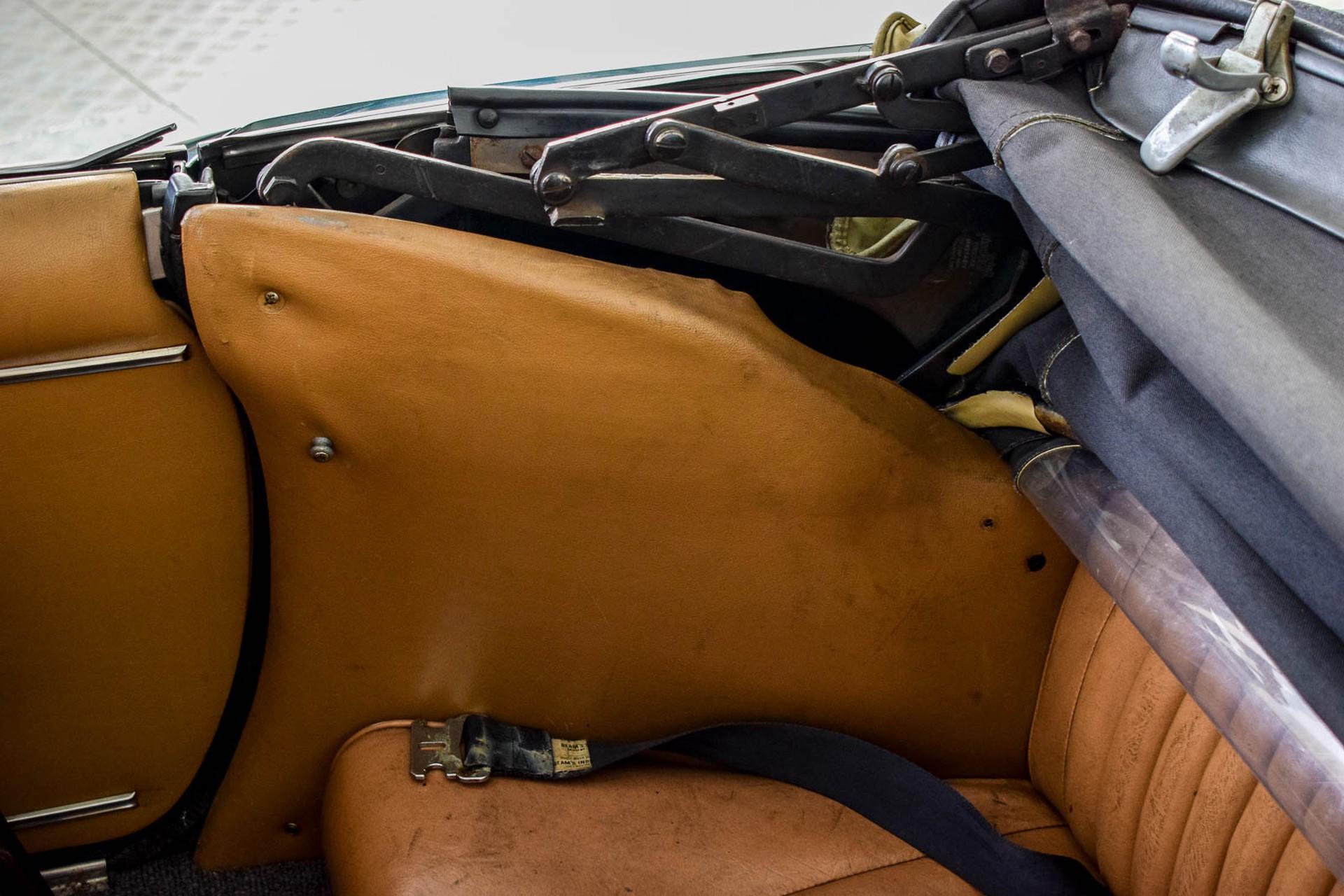 Fiat 124 Spider 1800 Foto 58