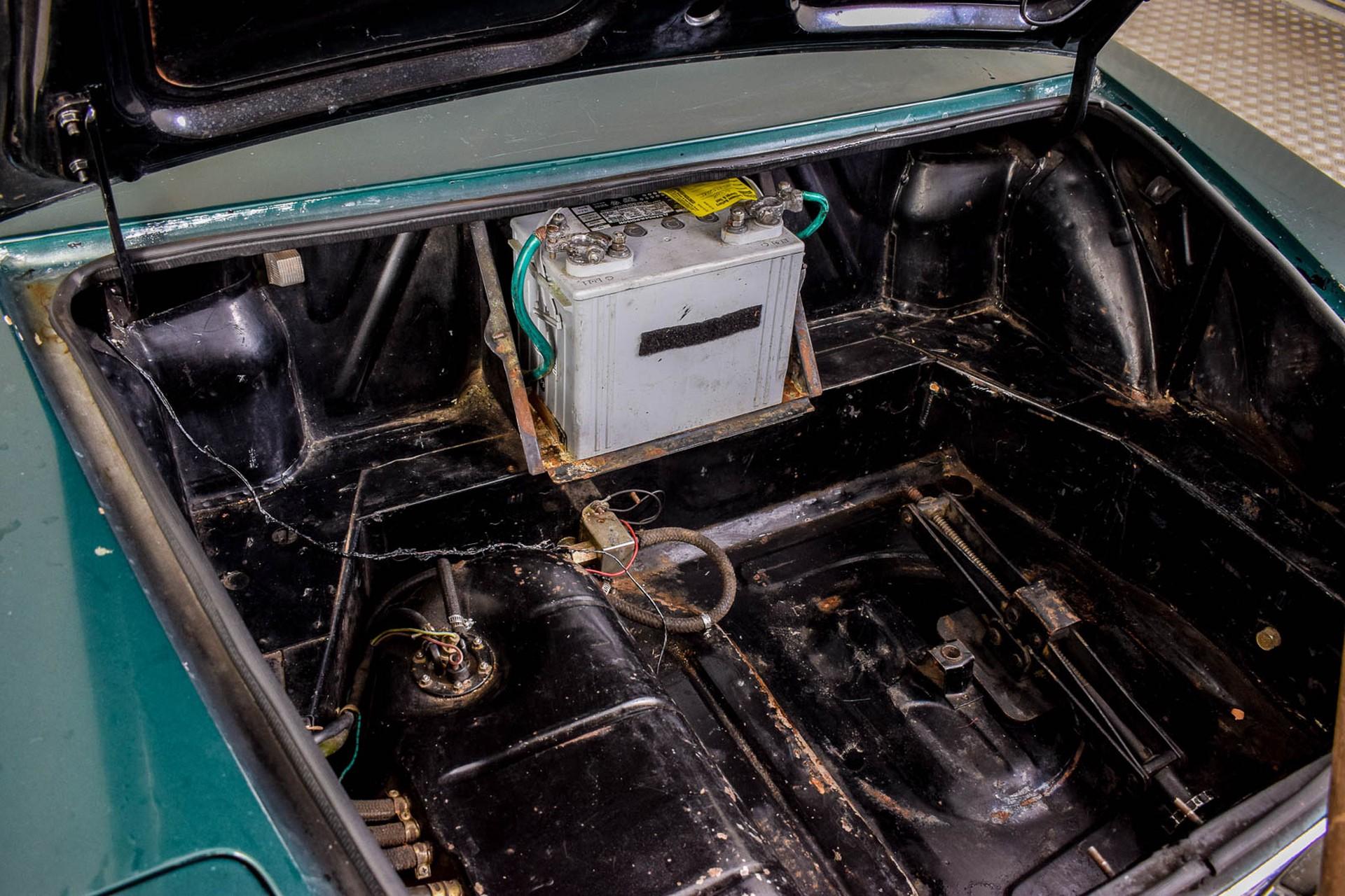 Fiat 124 Spider 1800 Foto 59