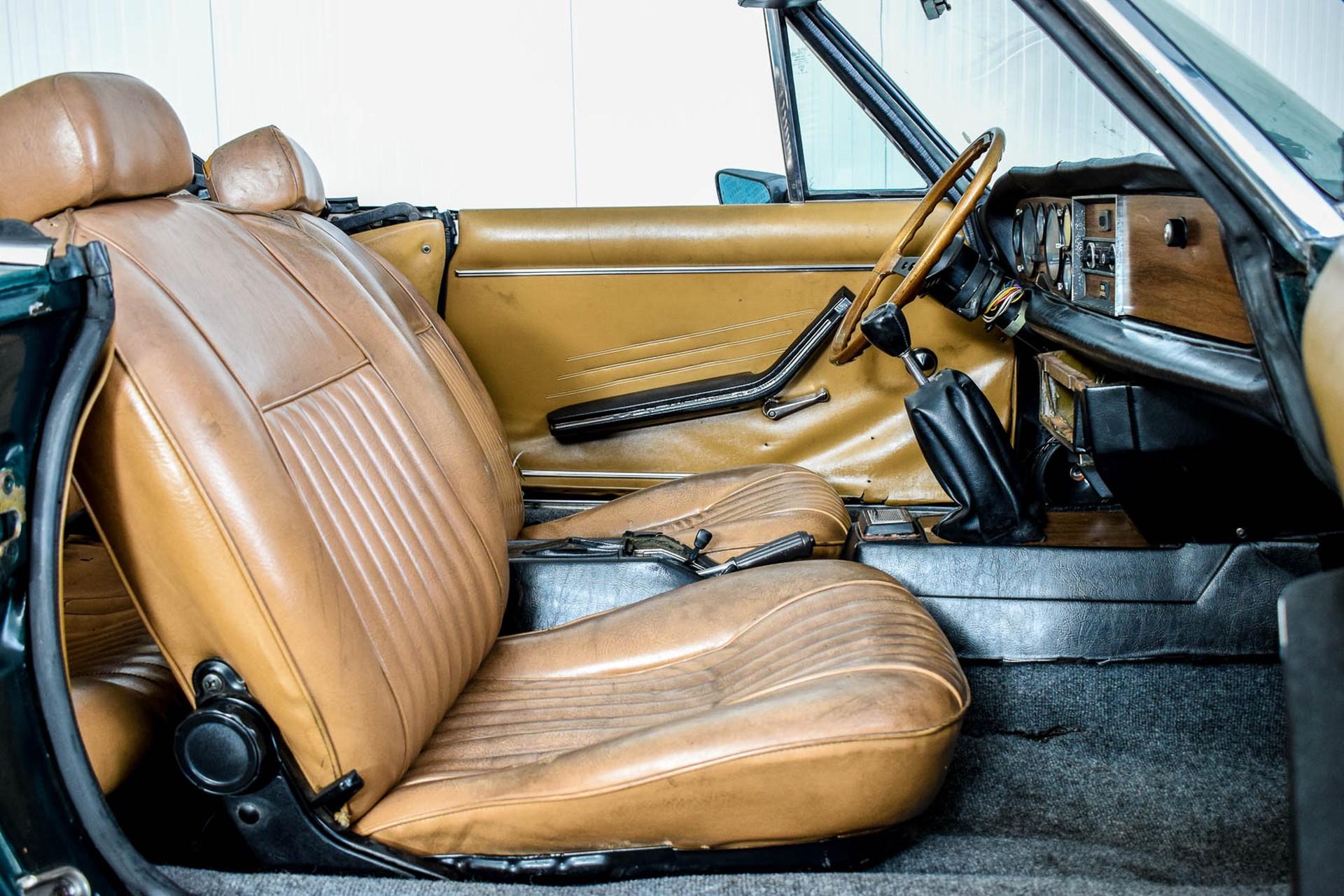 Fiat 124 Spider 1800 Foto 6