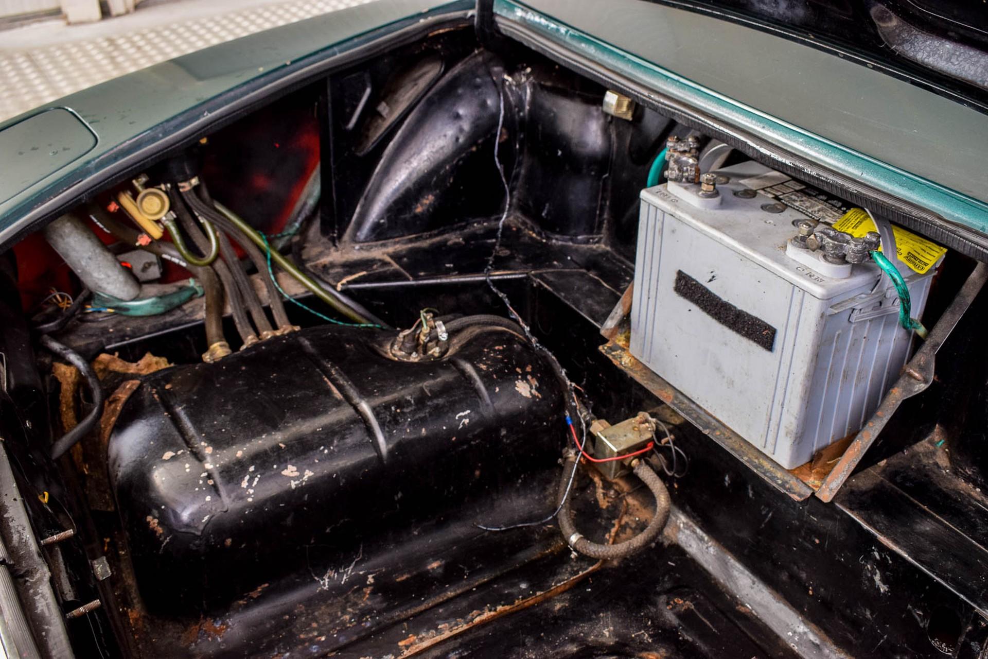 Fiat 124 Spider 1800 Foto 60