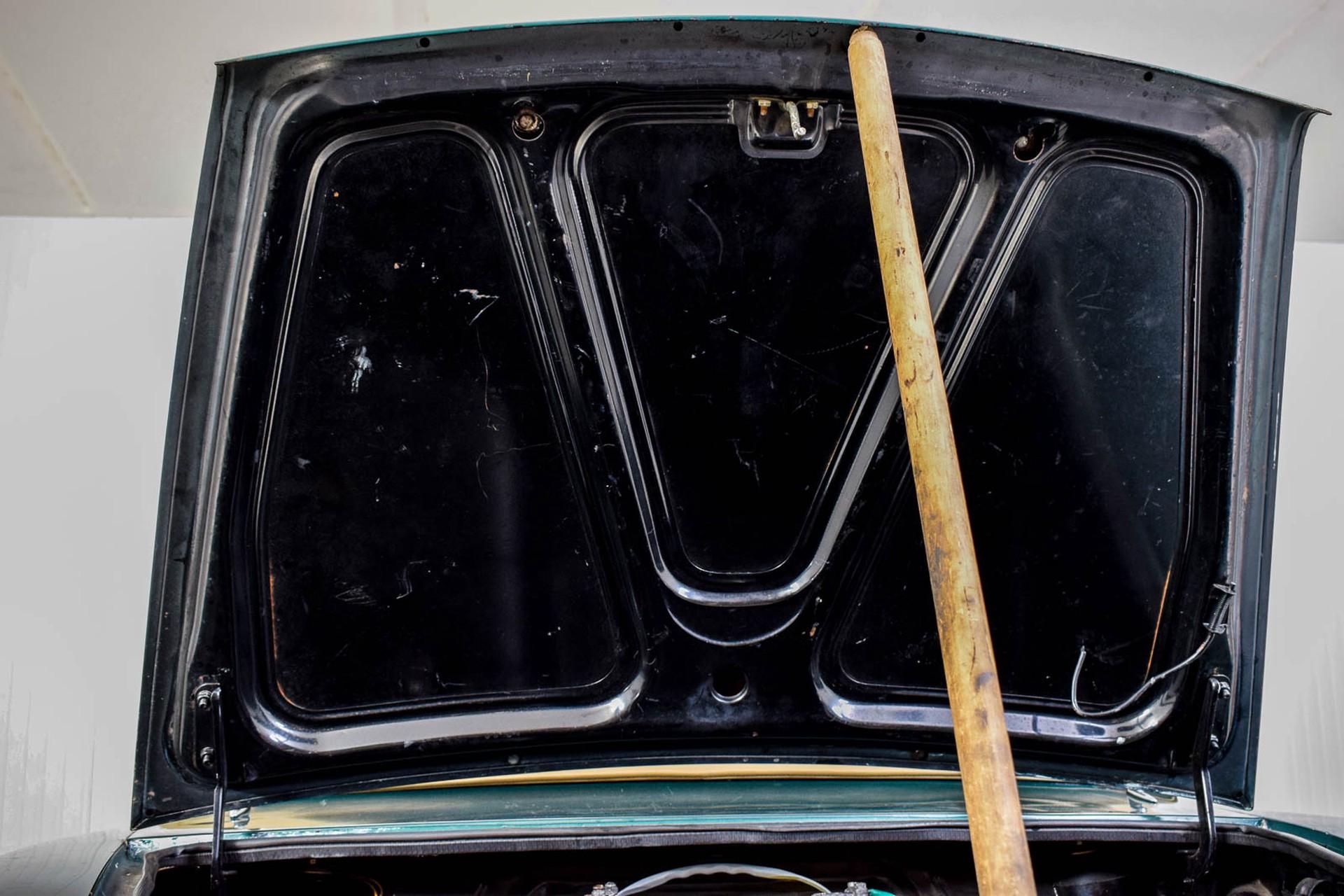 Fiat 124 Spider 1800 Foto 62