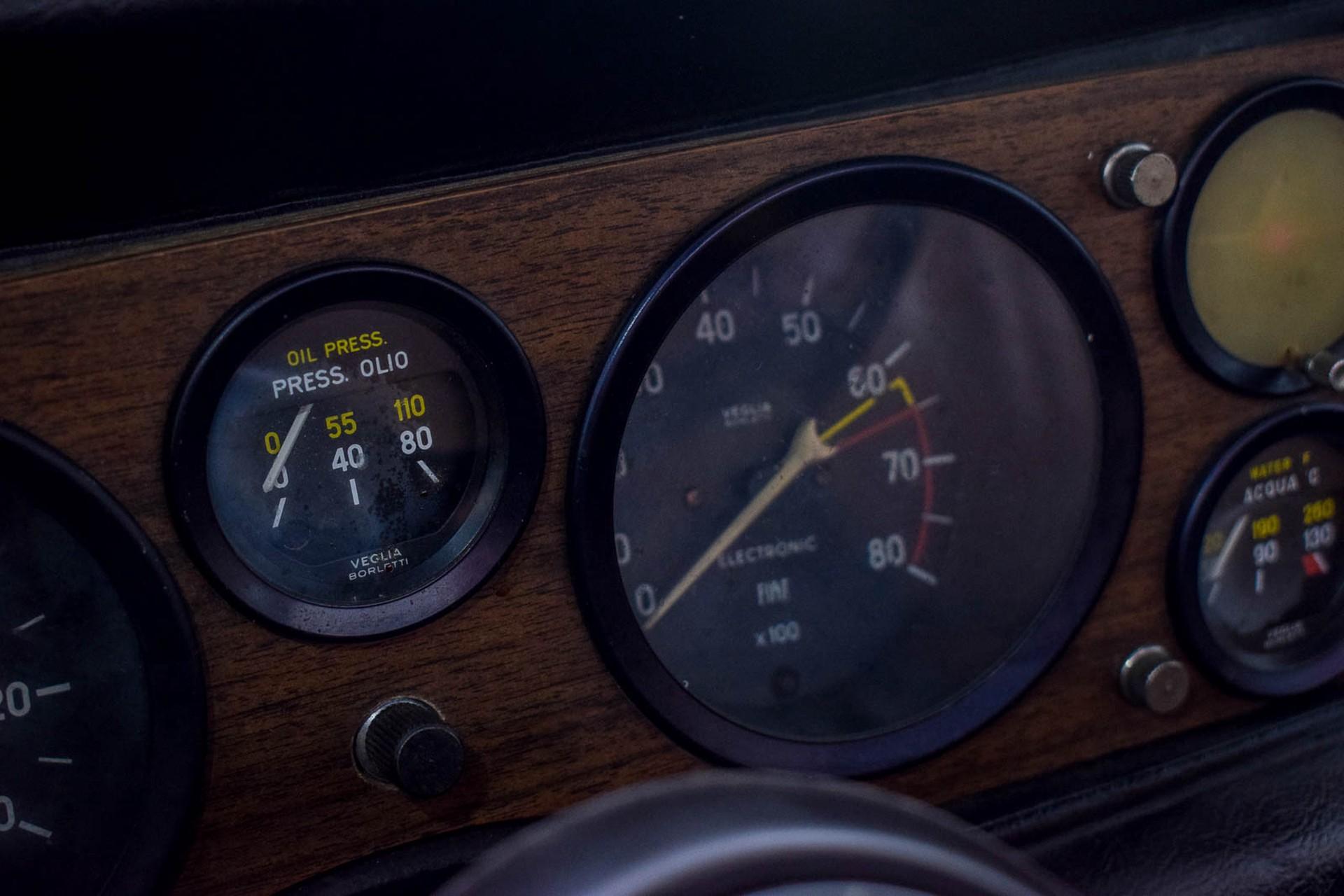 Fiat 124 Spider 1800 Foto 64
