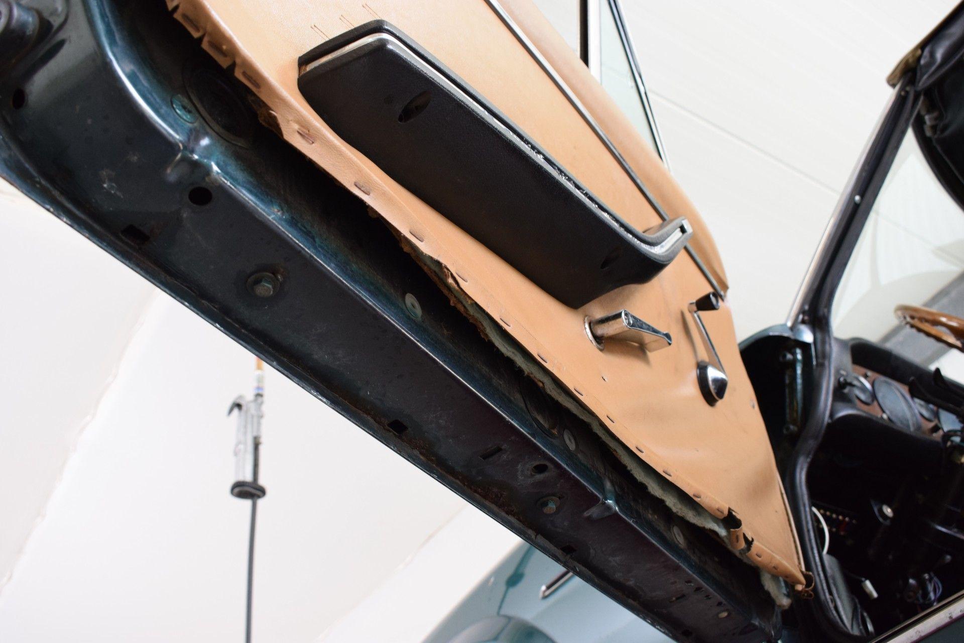 Fiat 124 Spider 1800 Foto 66