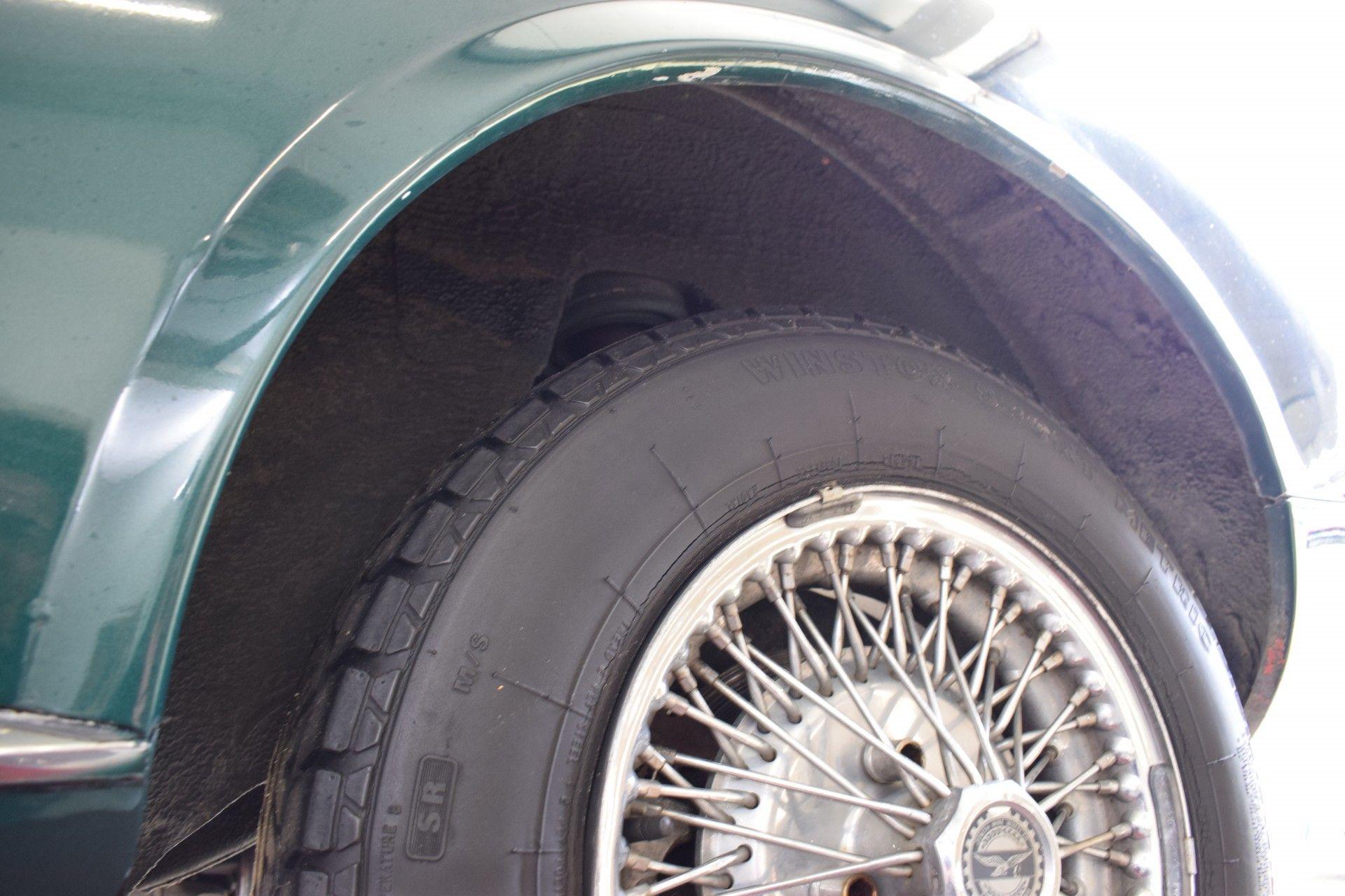 Fiat 124 Spider 1800 Foto 68
