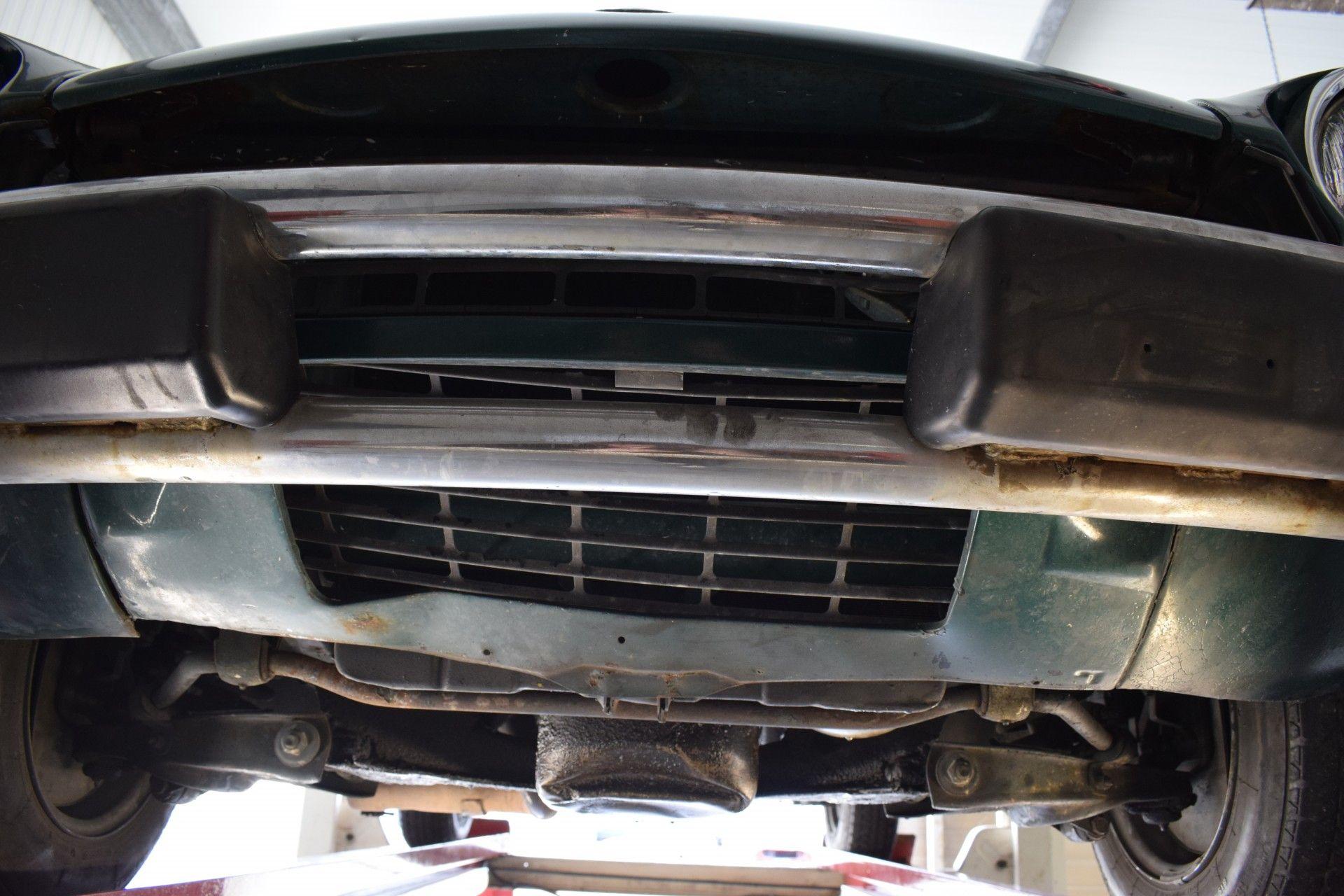 Fiat 124 Spider 1800 Foto 70