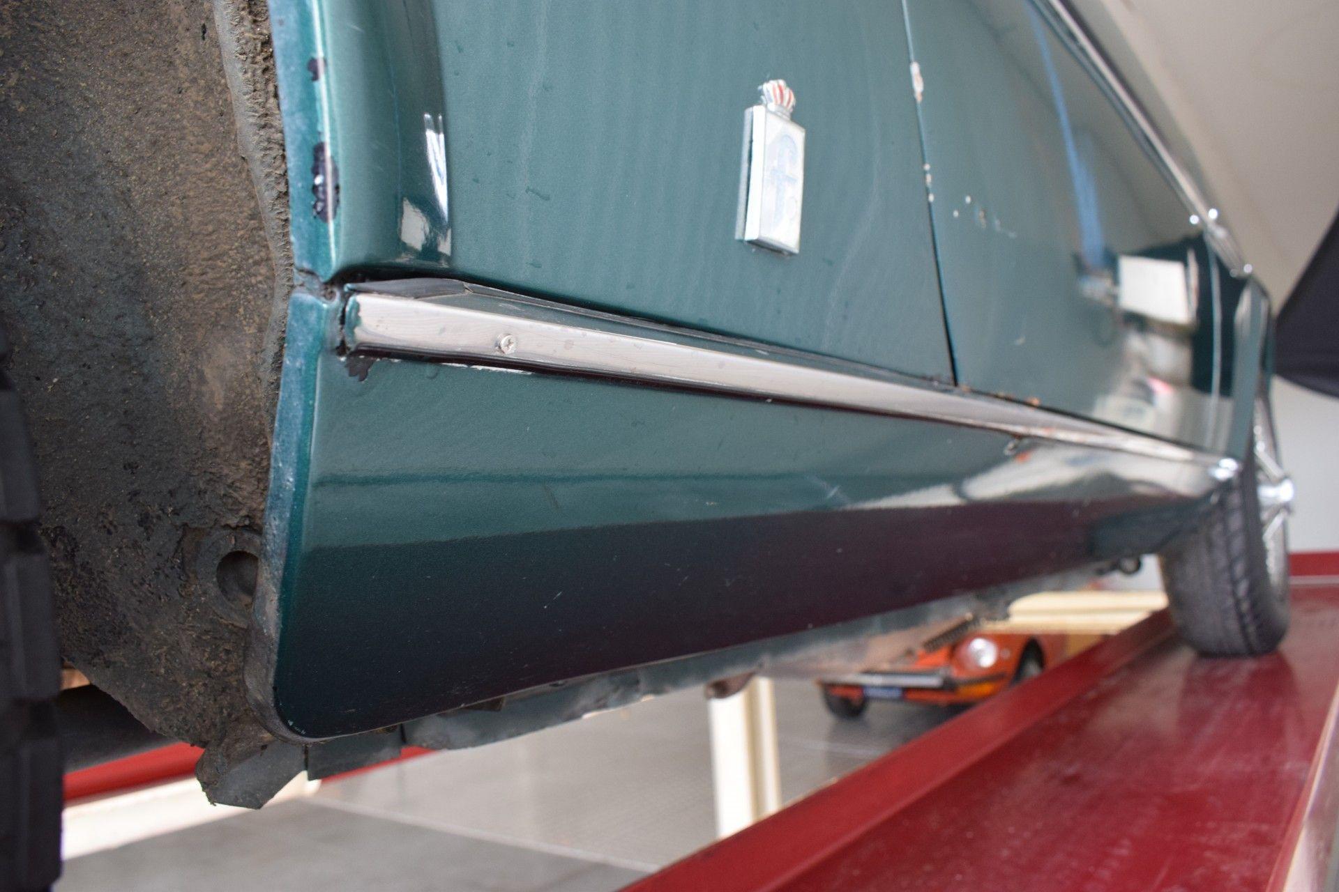 Fiat 124 Spider 1800 Foto 72