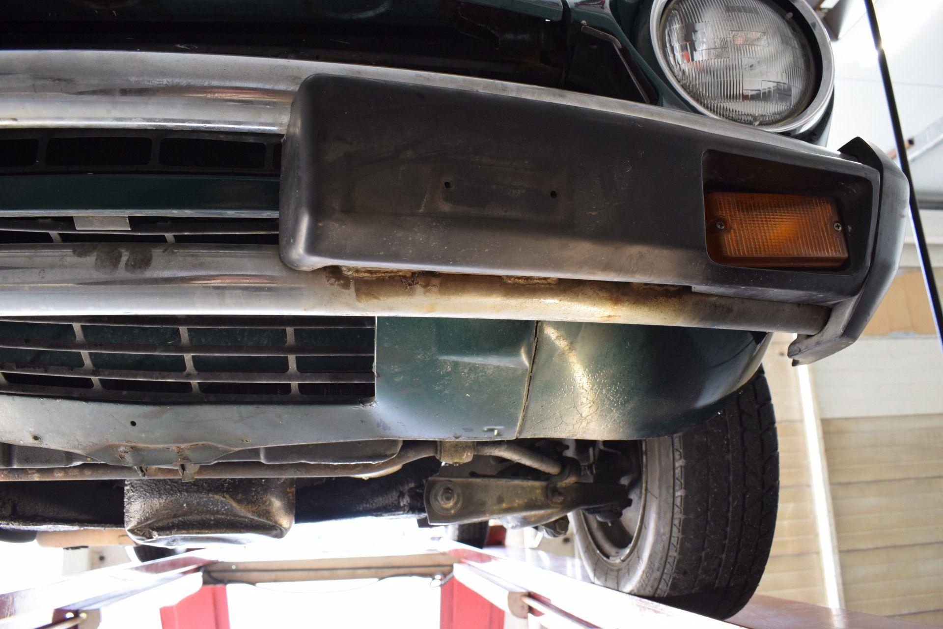 Fiat 124 Spider 1800 Foto 74