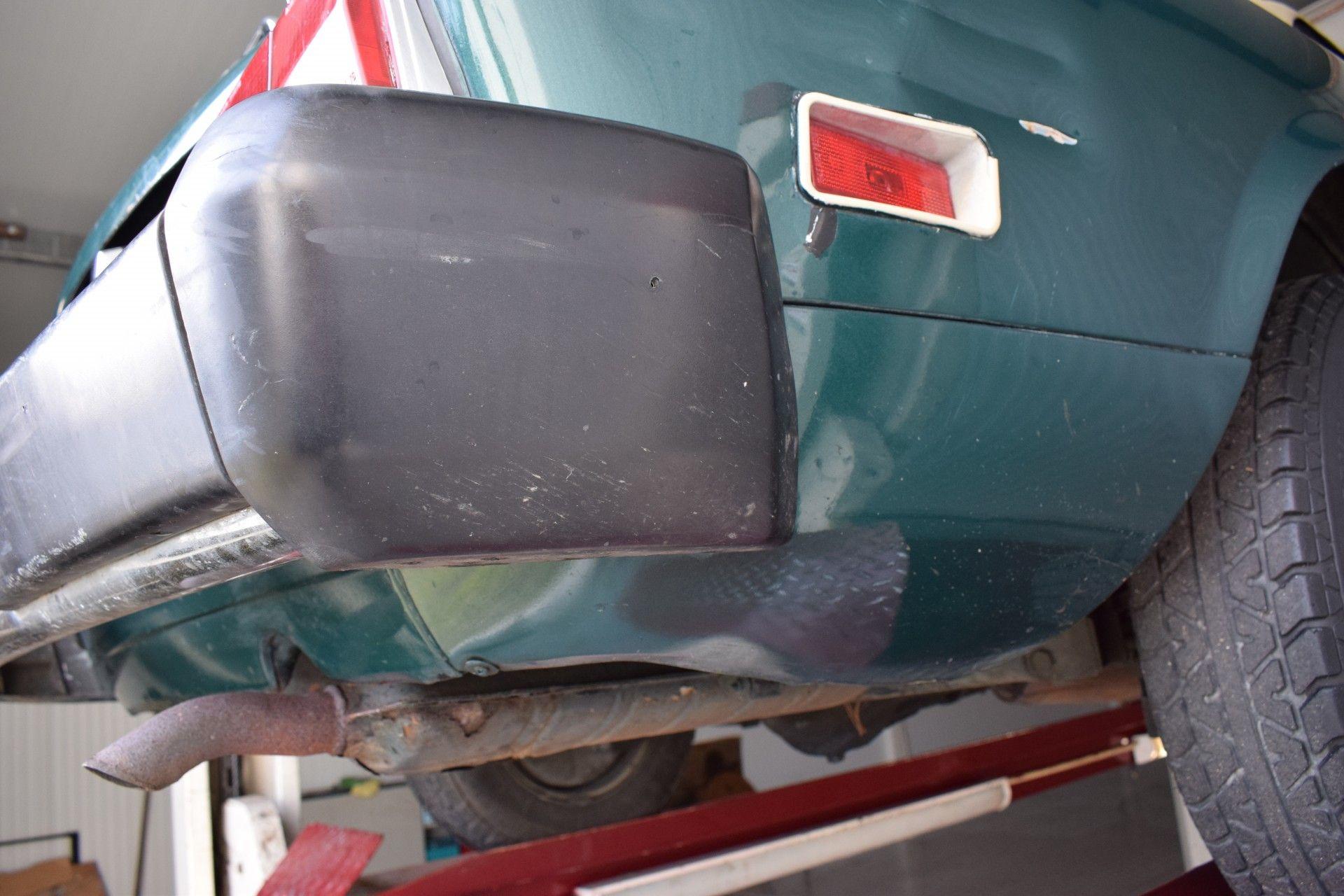 Fiat 124 Spider 1800 Foto 77