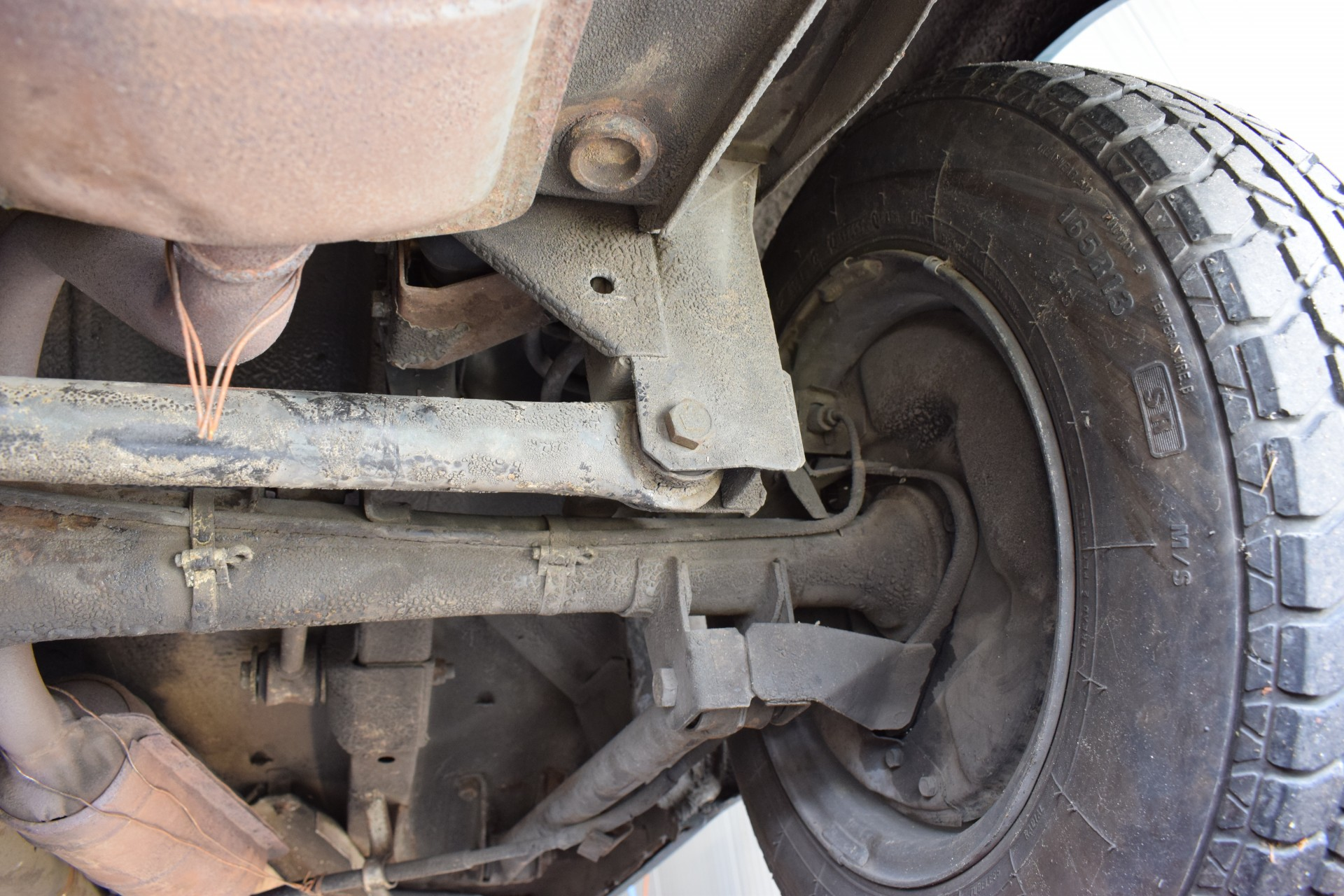 Fiat 124 Spider 1800 Foto 83