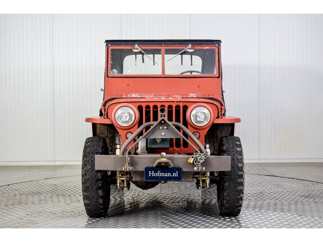Willys Jeep CJ-2A Foto 14