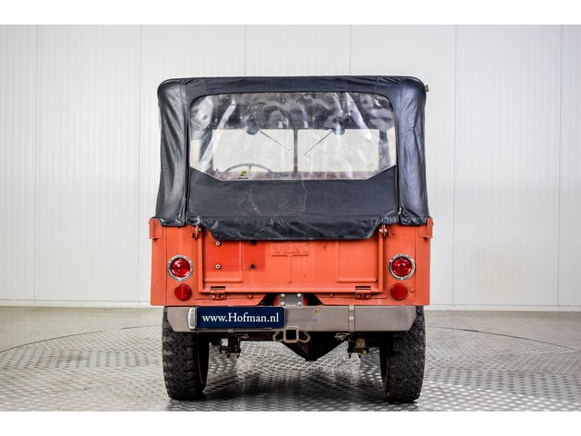 Willys Jeep CJ-2A Foto 15
