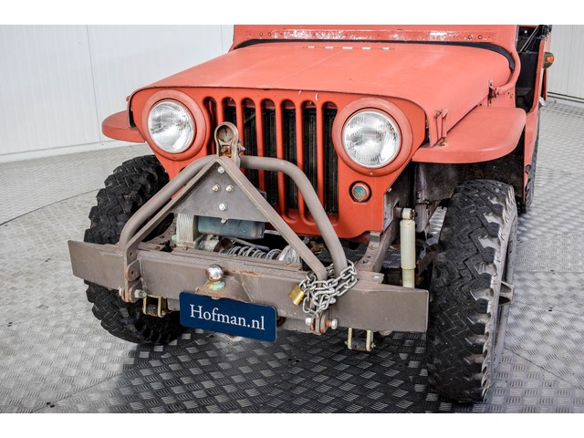 Willys Jeep CJ-2A Foto 16