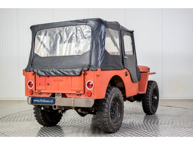 Willys Jeep CJ-2A Foto 18