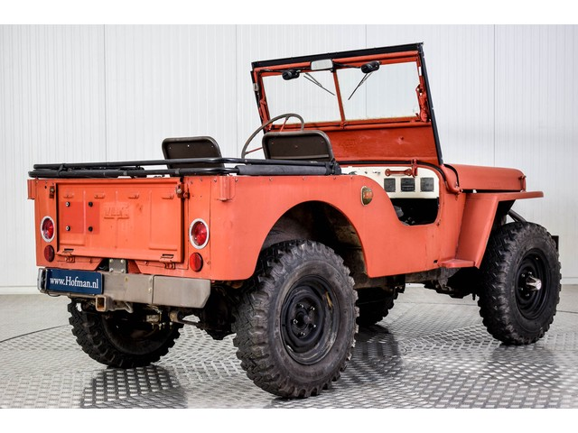 Willys Jeep CJ-2A Foto 2