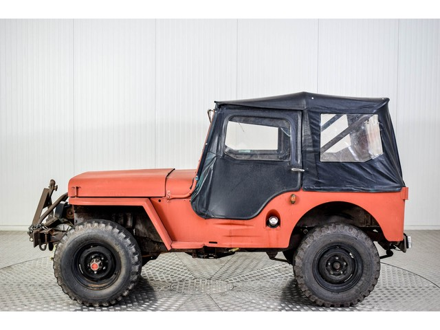 Willys Jeep CJ-2A Foto 20