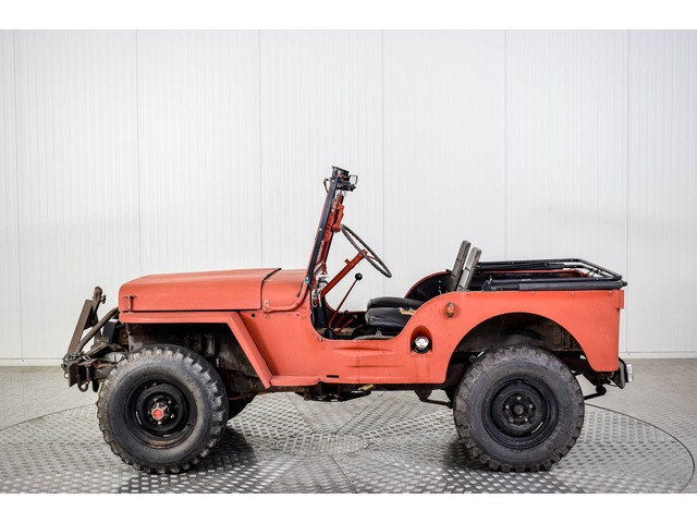 Willys Jeep CJ-2A Foto 21
