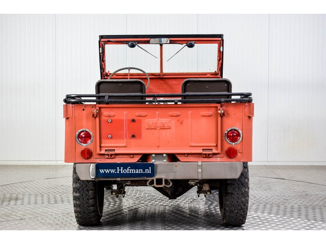 Willys Jeep CJ-2A Foto 22