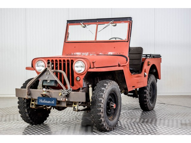 Willys Jeep CJ-2A Foto 23
