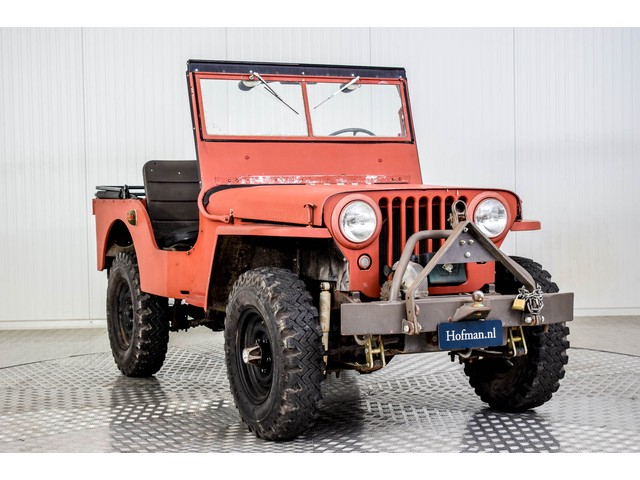 Willys Jeep CJ-2A Foto 24