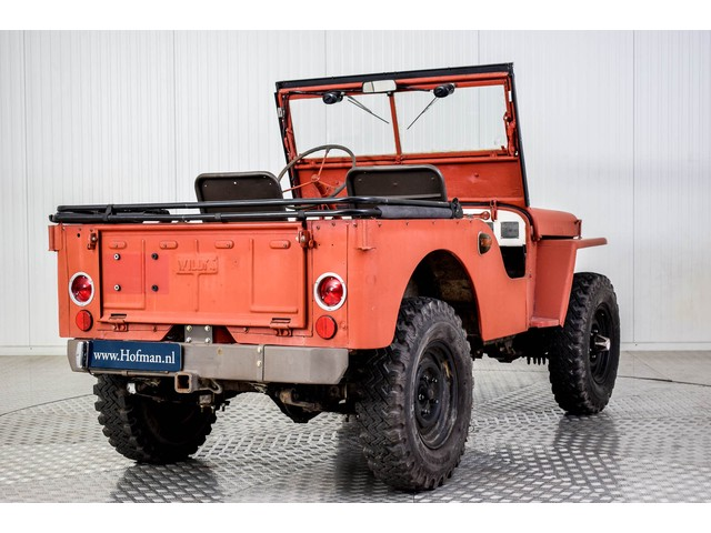 Willys Jeep CJ-2A Foto 27