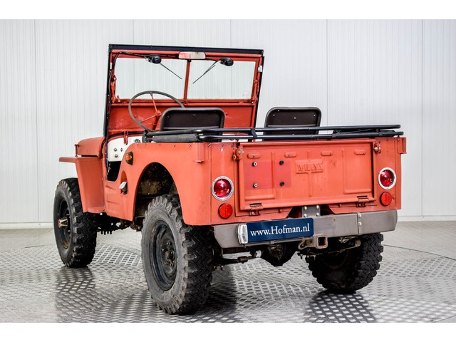 Willys Jeep CJ-2A Foto 28