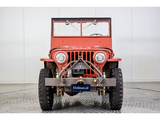 Willys Jeep CJ-2A Foto 3