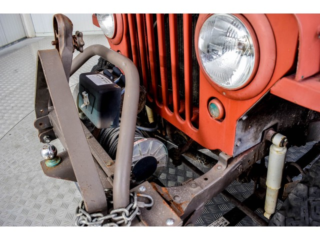Willys Jeep CJ-2A Foto 34