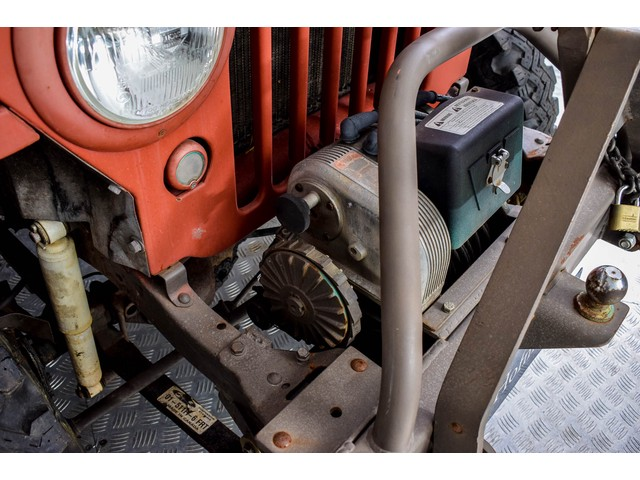 Willys Jeep CJ-2A Foto 35