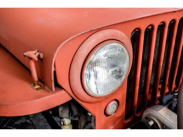 Willys Jeep CJ-2A Foto 36