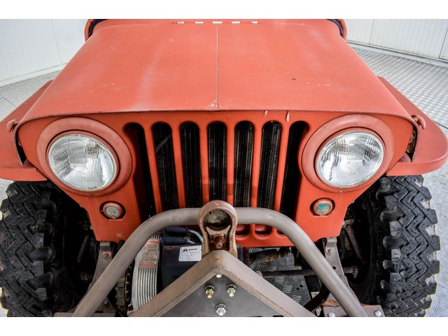 Willys Jeep CJ-2A Foto 37