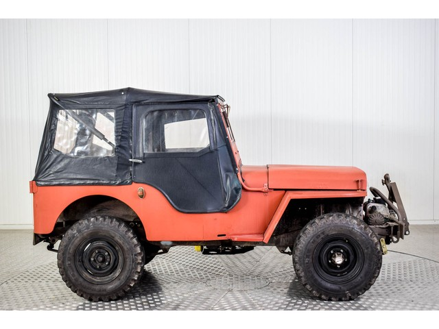 Willys Jeep CJ-2A Foto 4