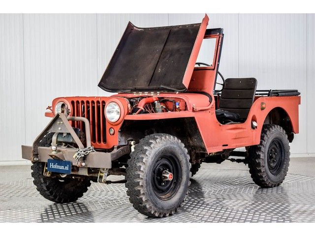 Willys Jeep CJ-2A Foto 45