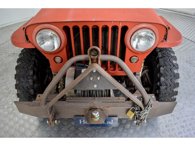 Willys Jeep CJ-2A Foto 6