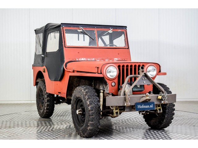 Willys Jeep CJ-2A Foto 7